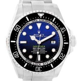 Rolex Sea-Dweller Deepsea 116660 Stainless Steel Automatic 44mm Mens Watch