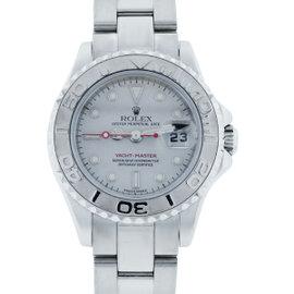 Rolex Yachtmaster 169622 Platinum &Steel Womens Watch