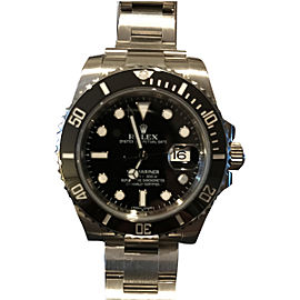 Rolex Submariner 16610 Stainless Steel & Black Dial Automatic 40mm Mens Watch