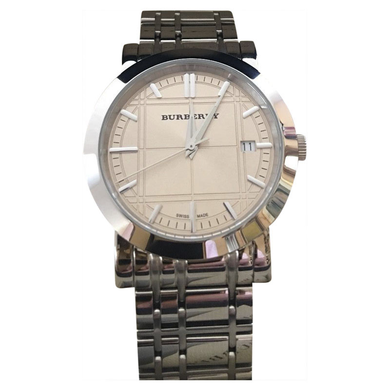 "Image of ""Burberry Heritage Bu1352 38mm Watch"""