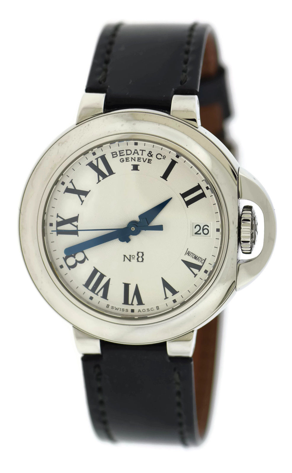 """Image of """"Bedat & Co. No.8 828.010.600 Stainless Steel 36.5mm Womens Watch"""""""