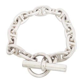 Hermes Silver Chaine Bracelet