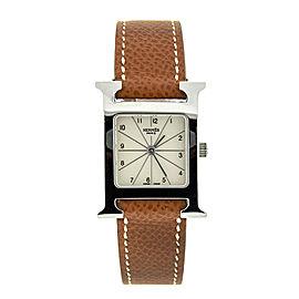 Hermes 'H' Ladies Watch Model #hh1.210