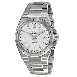 IWC Ingenieur Silver Stainless Steel Automatic Watch