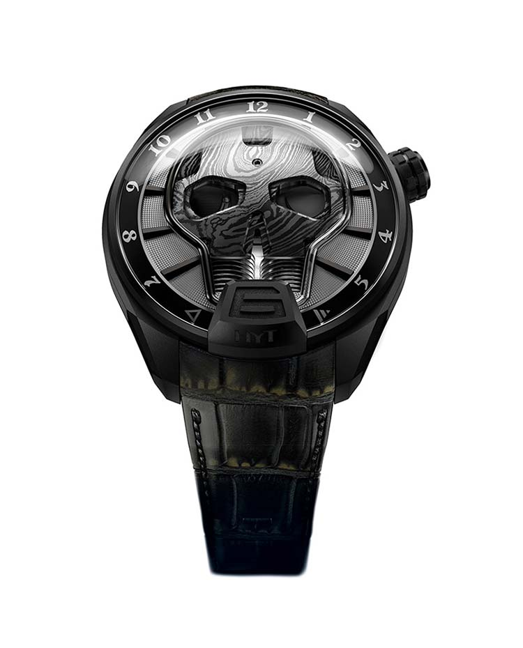"Image of ""Skull Bad Boy Watch"""