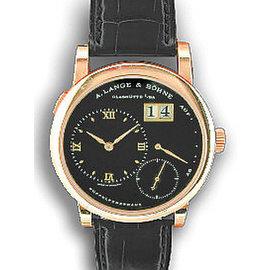 A. Lange & Sohne Lange 1 18K Rose Gold Mens Watch