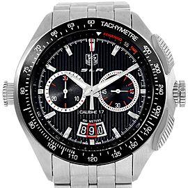 Tag Heuer Mercedez SLR McLaren CAG2010 Stainless Steel Chronograph 47mm Mens Watch