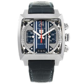 Tag Heuer Monaco 24 Steve McQueen CAL5111 Stainless Steel Automatic 40.5mm Mens Watch