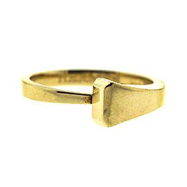 Hermes 18k Yellow Gold Ring
