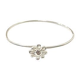Tiffany & Co. Sterling Silver Daisy Flower Bracelet