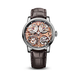 Royal Tourbillon Chronometer No.36 Steel Watch