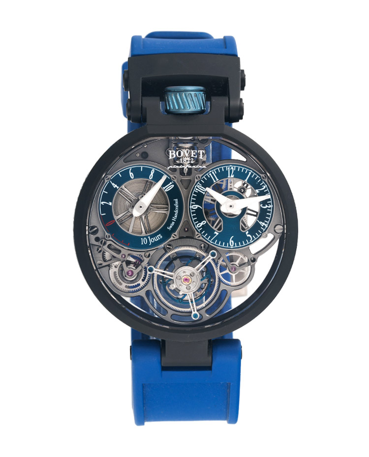 "Image of ""Bovet design by Pininfarina OttantaSei Watch"""