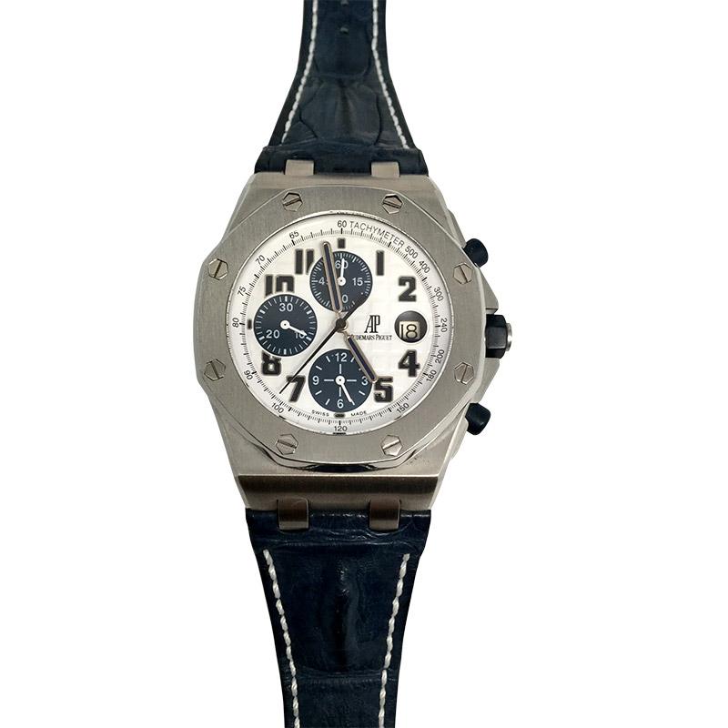 "Image of ""Audemars Piguet Royal Oak Offshore Chronograph Navy Model Stainless"""