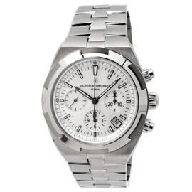 Vacheron Constantin Overseas Chronograph 5500V/110A-B075 Stainless Steel 42.5mm Mens Watch