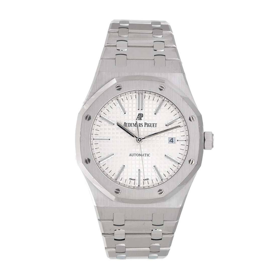 "Image of ""Audemars Piguet Royal Oak 15400St.oo.1220St.02 Stainless Steel Watch"""