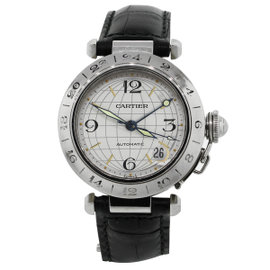 Cartier Pasha 2377 Stainless Steel 35mm Unisex Watch