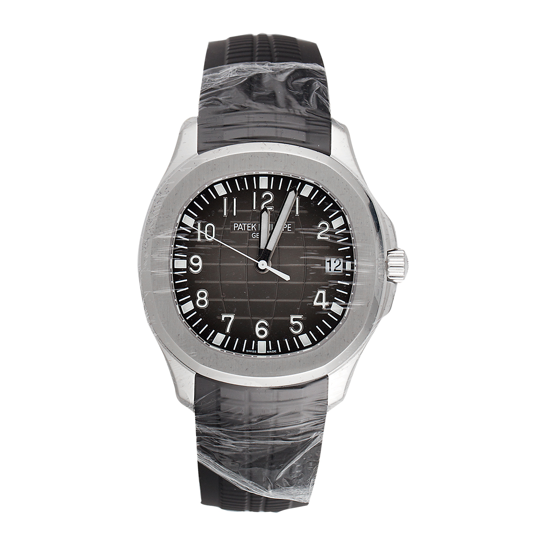 "Image of ""Patek Philippe Aquanaut 5167A-001 Stainless Steel with Black Dial"""