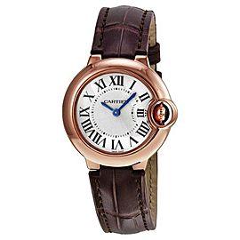 Cartier Ballon Bleu 28mm Women Watch