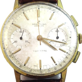 Vintage Breitling Top Time Chronograph