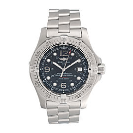 Breitling Aeromarine Superocean Steelfish A17390 Mens Watch
