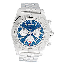 Breitling Chronomat GMT Chronograph Automatic Men's Watch AB041012.C834.383A