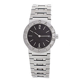 Bvlgari Bulgari BB30SSD Stainless Steel Quartz 30 mm Watch