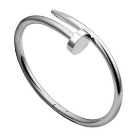 Cartier Juste Un Clou B6041817 Bracelet WG Size 17