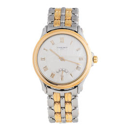 Chaumet Etanche Paris Stainless Steel and Gold-Tone Automatic 35mm Watch