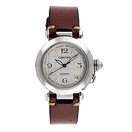Cartier 2324 Pasha Automatic 35mm Stainless Steel Unisex Watch