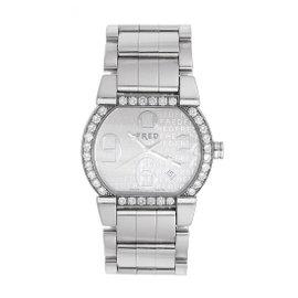 Fred of Paris FD012111 Move 1 1.77ct. Diamond Bezel Quartz 36mm Womens Watch