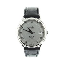 Omega Deville Prestige 4875.31.01 Automatic Mens Watch