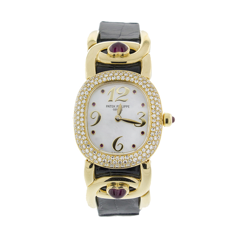 Patek Philippe 4834 Yellow Gold Ladies Watch