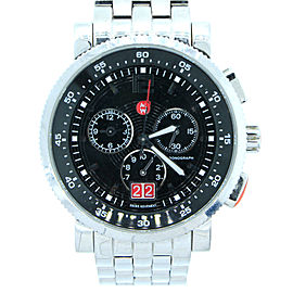 Michele Sport Sail Quartz Chronograph
