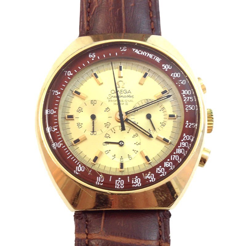"Image of ""Vintage Omega Speedmaster Professional Mark II"""