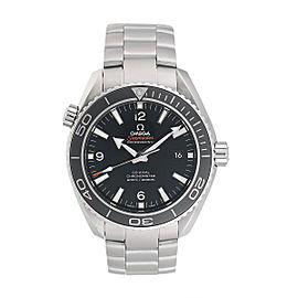 Omega Seamaster Planet Ocean 600 M 232.30.46.21.01.001 Co-Axial Automatic Mens Watch