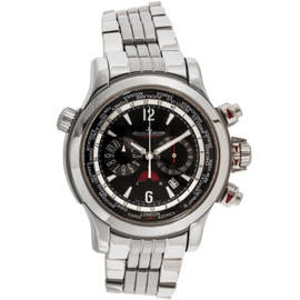 Jaeger-LeCoultre Master Compressor Extreme World Chronograph Q1768170 Stainless Steel Mens Watch