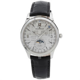 Jaeger-LeCoultre Master Calender Q1558421 Stainless Steel Mens Watch