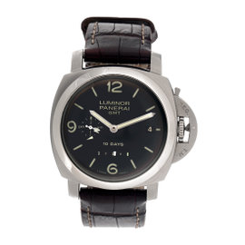 Panerai Luminor 1950 10 Days GMT PAM00270 44mm Mens Watch