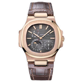 Patek Philippe Nautilus Rose Gold 40mm Watch