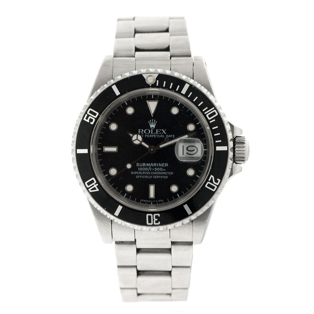 Rolex Stainless Steel Submariner 16610