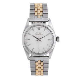 Rolex Oyster Royal 6426 Two-Tone Stainless Steel 34mm Watch