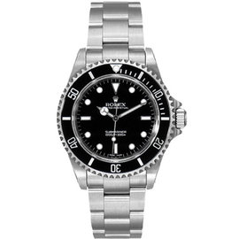 Rolex Steel Submariner 14060 Mens Watch