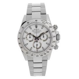 Rolex Cosmograph Daytona 116520 Stainless Steel 40mm Watch