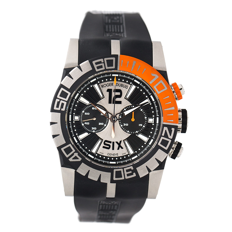 """Image of """"Roger Dubuis Easy Diver Stainless Steel Automatic Chronograph 46mm"""""""