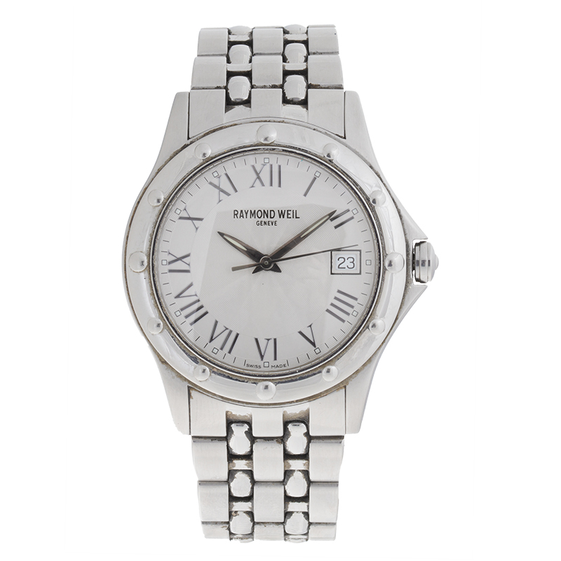 "Image of ""Raymond Weil Tango 5599-St-00658 Stainless Steel 39mm Watch"""