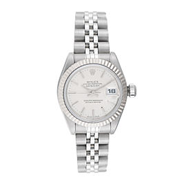 Rolex Datejust 79174 Stainless Steel Automatic 26mm Womens Watch