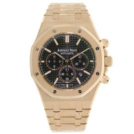 Audemars Piguet Royal Oak Chronograph Rose Gold Watch 26320OR.OO.1220OR.01