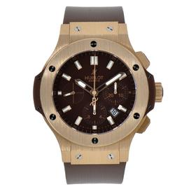 Hublot Big Bang Evolution 44 Red Gold Watch Chocolate Dial 301.PC.3180.RC