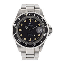 Tudor Submariner 40 mm Stainless Steel Mens Watch