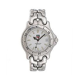 Tag Heuer Professional WG1112-K Stainless Steel Quartz Unisex 40mm Watch